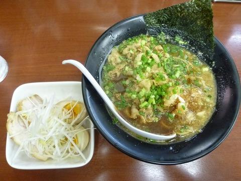富士栄 特製肉ラーメン
