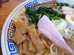 日の出製麺所・東京ラーメンの具