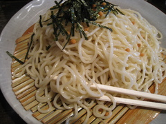 ごきげん鳥・つけ麺・麺