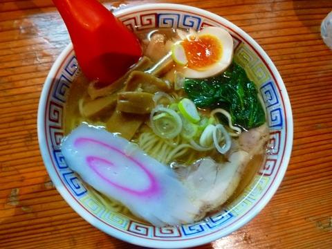 日の出製麺所東京ラーメン小