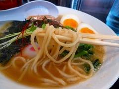 味山河 麺
