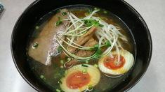麺の花道あじたま醤油