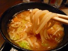 三ツ矢堂製麺 つけ汁