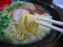 松壱家・麺