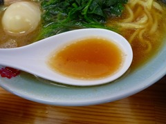 竜家スープ