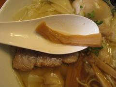 麺や食堂・メンマ