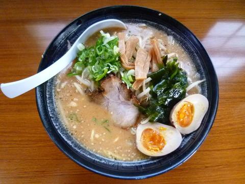 札幌味噌らーめん+味玉子