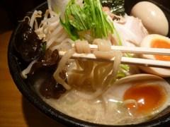 おはな商店・太麺