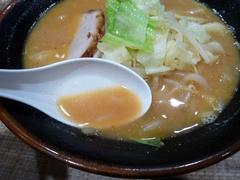 みそ源・スープ