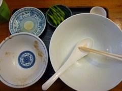 麺や食堂 お腹いっぱい(^3^)