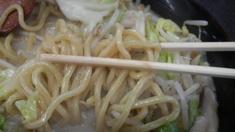 博多どんたくちゃんぽん・麺