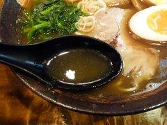 謹ちゃん中華そばスープ