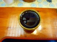 麺や食堂黒烏龍茶と紅茶のブレンド