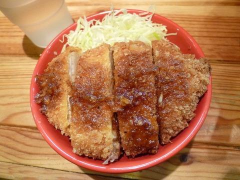 ミニチャーカツ丼