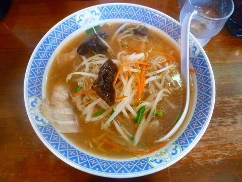 花楽 サンマー麺