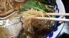 梵醤油らうめん・麺