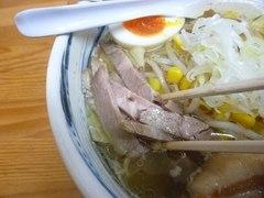 流 流菜麺チャーシュー