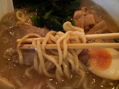横濱家・麺