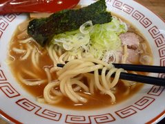 大勝軒金太郎・ラーメン・麺