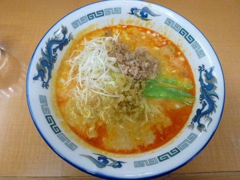 淳記 坦々麺
