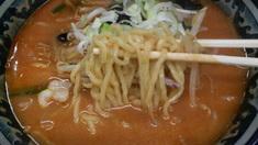 当り矢味噌ラーメン・麺