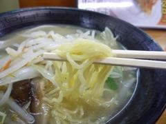 蓮花庵 麺