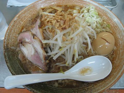 覆麺・味玉覆麺