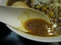 麺や食堂・カレースープ