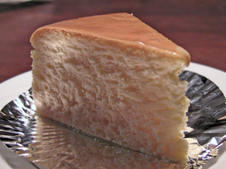 ichigoyaの濃厚チーズケーキ