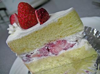 ichigoyaのショートケーキ