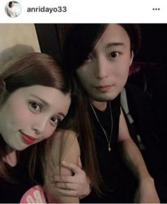 坂口杏里さん、新恋人を報告しラブラブ2ショットを公開「まじで幸せ かっこよすぎ 幸せすぎてなんでもいい」