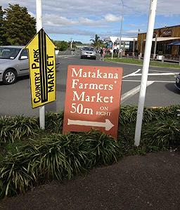 matakana direction