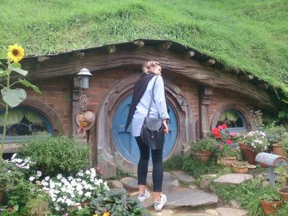 hobbitの家