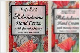 pohutukawa hand cream