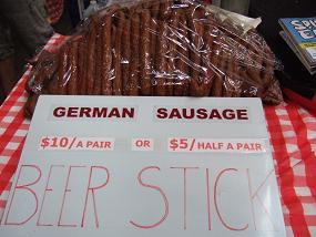 beer stick