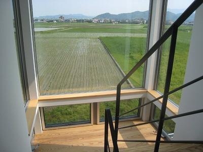 110604階段からの景色