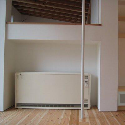 電気蓄熱暖房器ユニデール