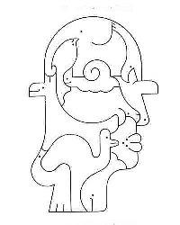 小黒三郎『マグリッドの帽子の女』