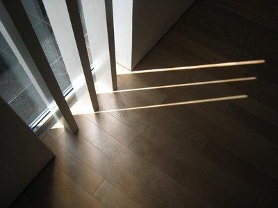スリットからの光
