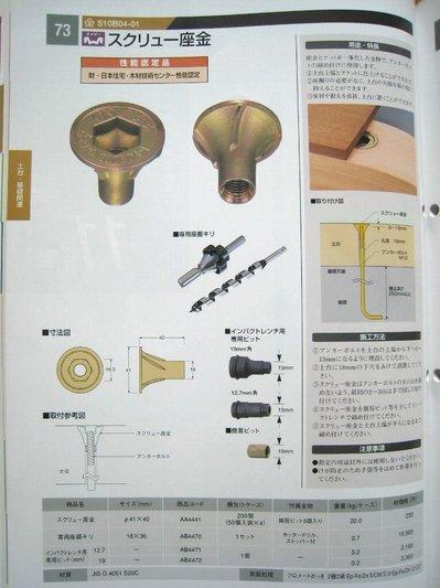 スクリュー座金・(株)タナカ
