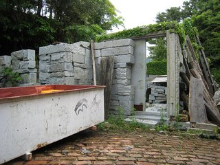 石の建築1