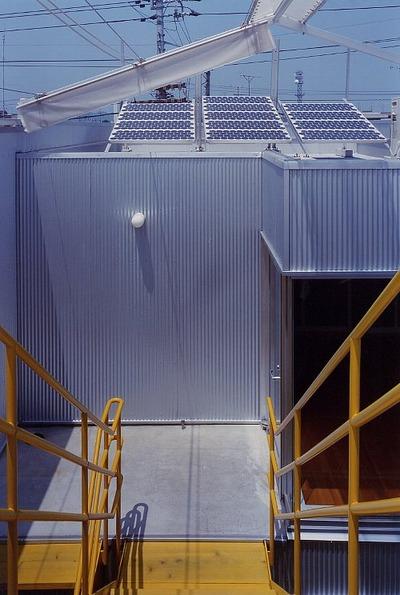4 向井ビルの太陽光発電