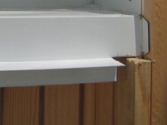 外壁と軒天の納め方2
