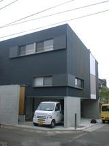 0727論田町の家・外観