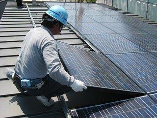 太陽電池設置2