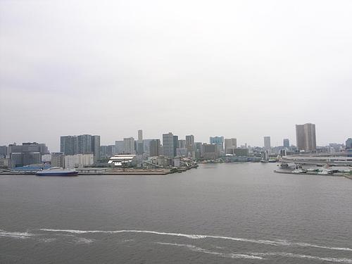東京湾マラソン後半 17