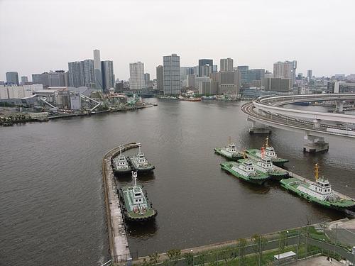東京湾マラソン後半 12