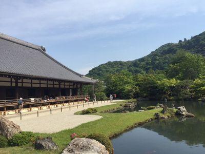 2017京都天龍寺2