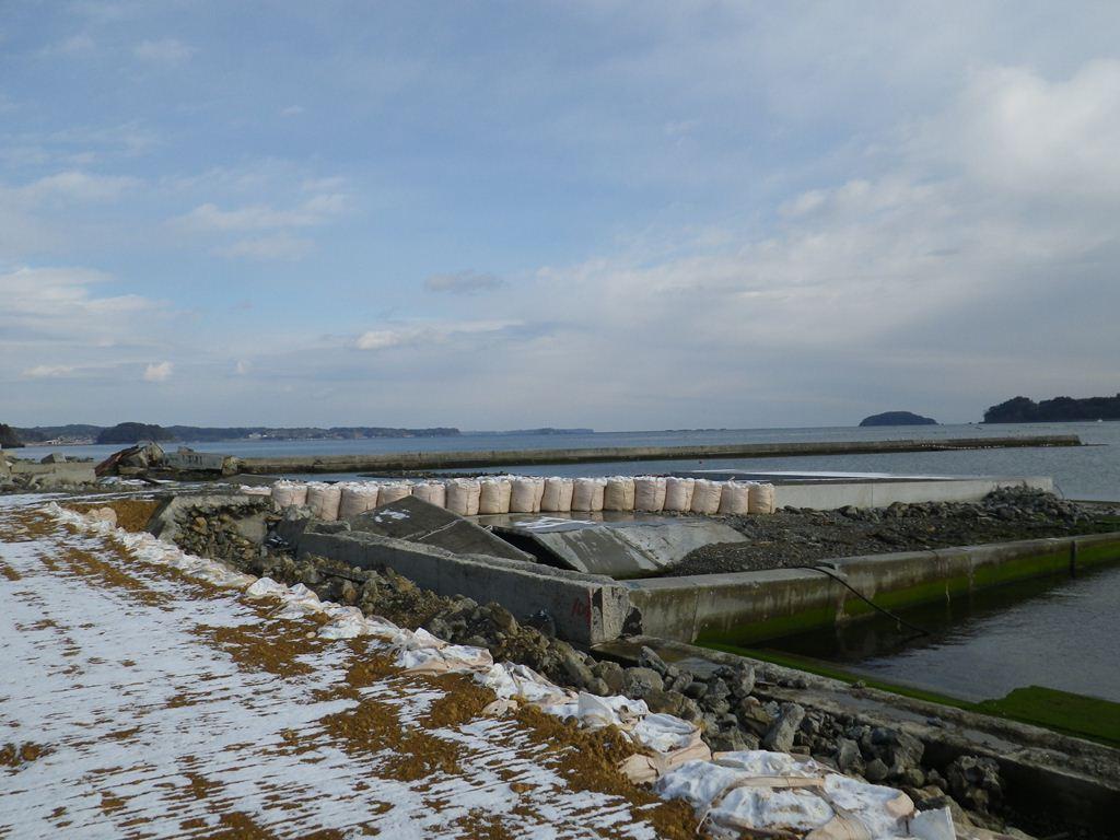 tabe's Fishing blog : 旧志津川...