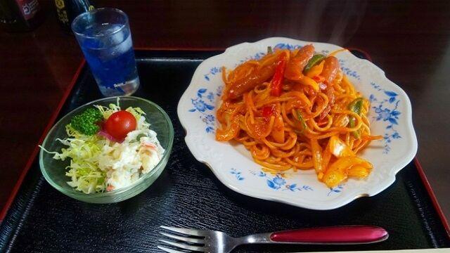 スパゲッティー 2